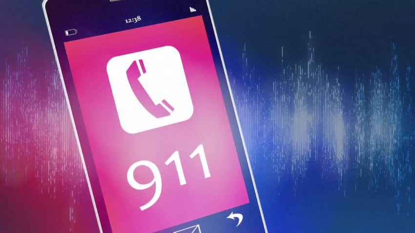 001 llamada 911