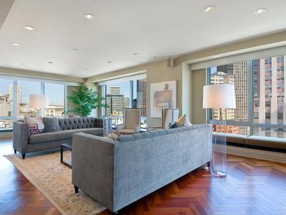 A Saint Regis Penthouse