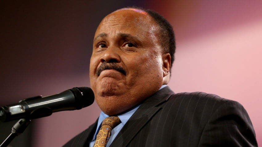 Martin Luther King III Reflects on Father's Legacy Amid ...