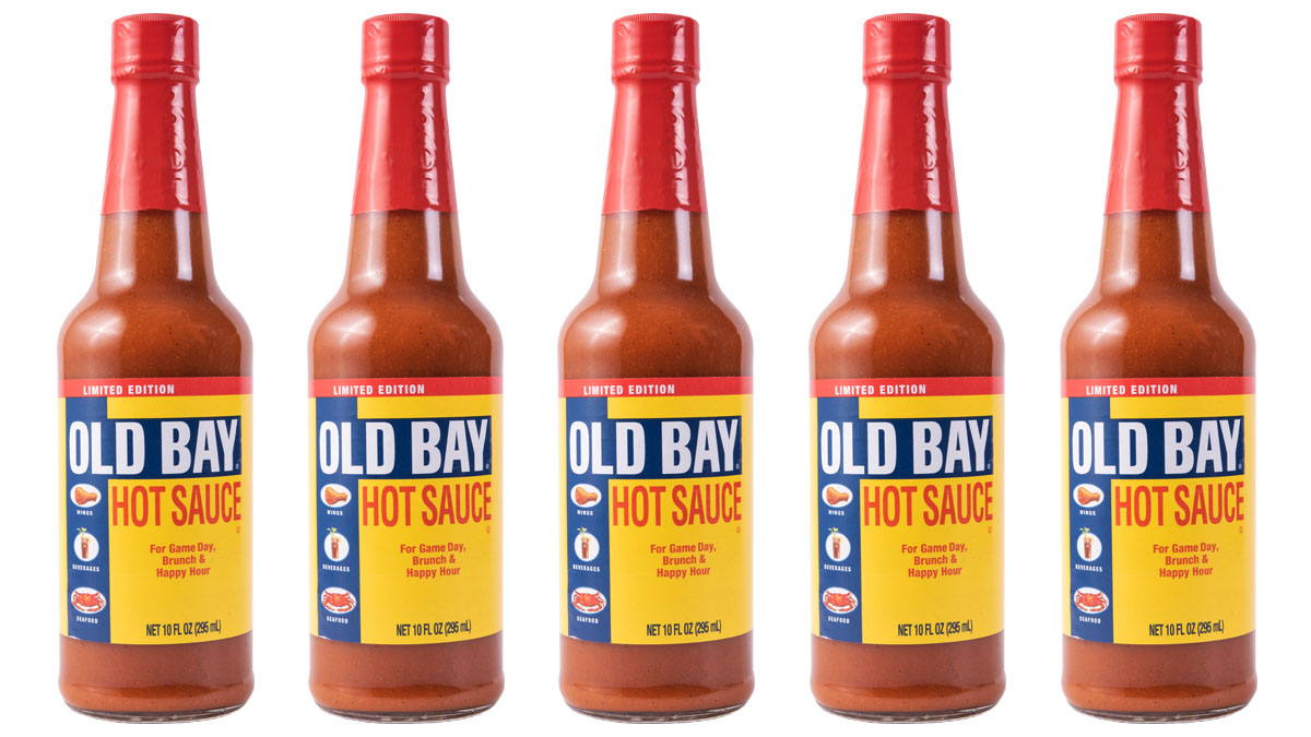 Old Bay Is Now Selling Hot Sauce