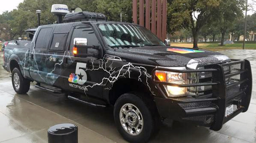 022215 Rick Texas Thunder Truck