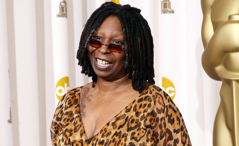 040409 Celeb Ink Whoopi Goldberg