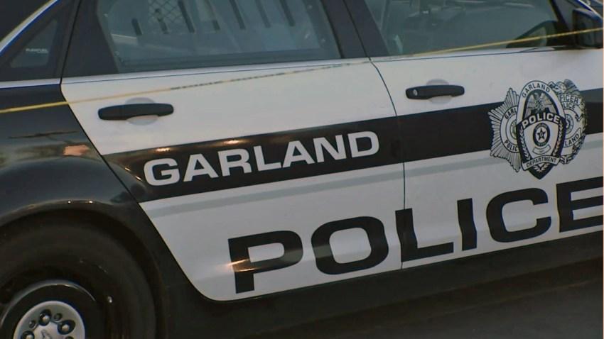 071914 Garland Police car