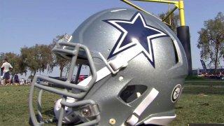 073016 Cowboys helmet Oxnard