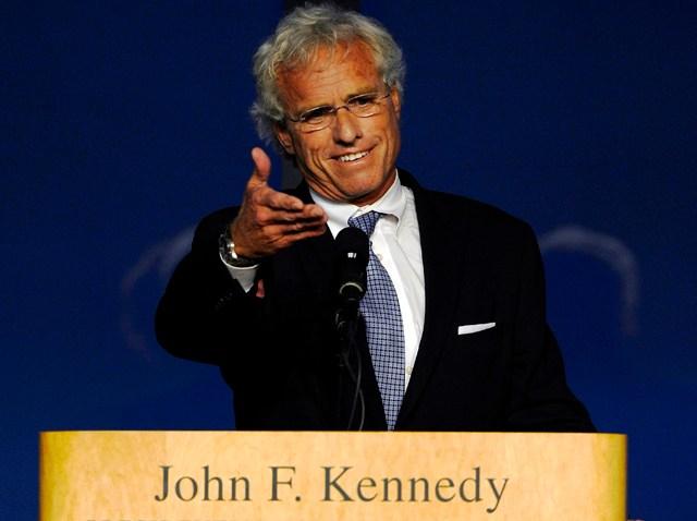 082809 Joseph Kennedy Ted Kennedy Memorial