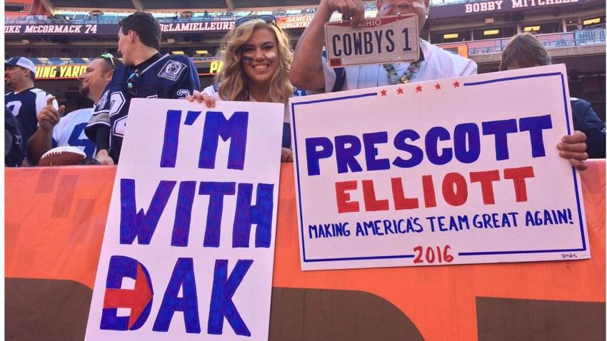 110616 Cowboys fans Cleveland