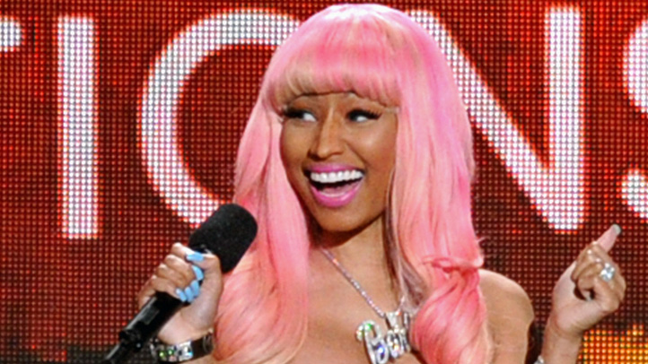 Nicki Minaj Super Bass judge American Idol