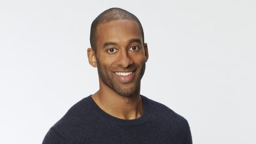 Bachelor Matt James becomes the first Black bachelor in the franchise's history.