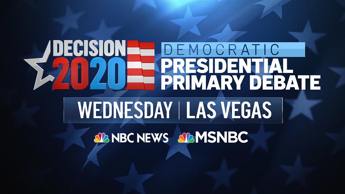 Live Blog The 9th Democratic Debate Nbc 5 Dallas Fort Worth