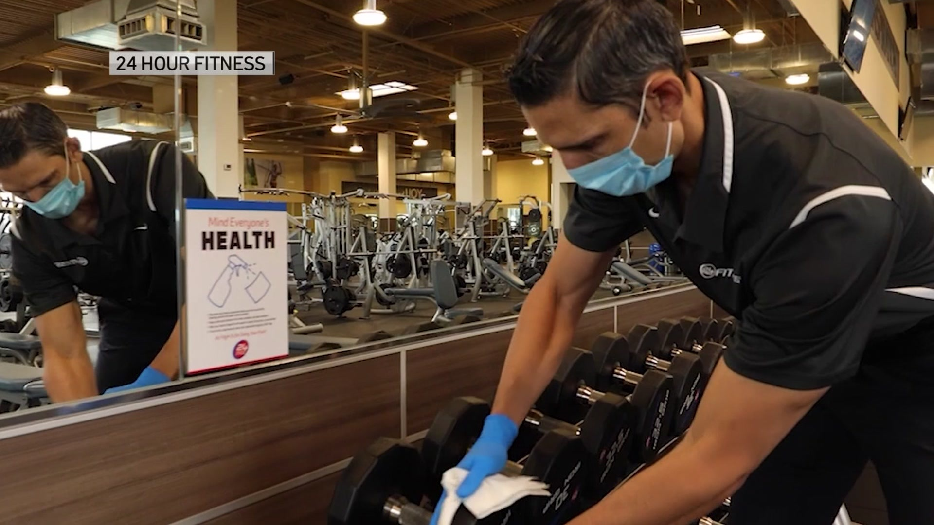 Exclusive 24 Hour Fitness Ceo Reveals Reenvisioned Gym Experience Nbc 5 Dallas Fort Worth