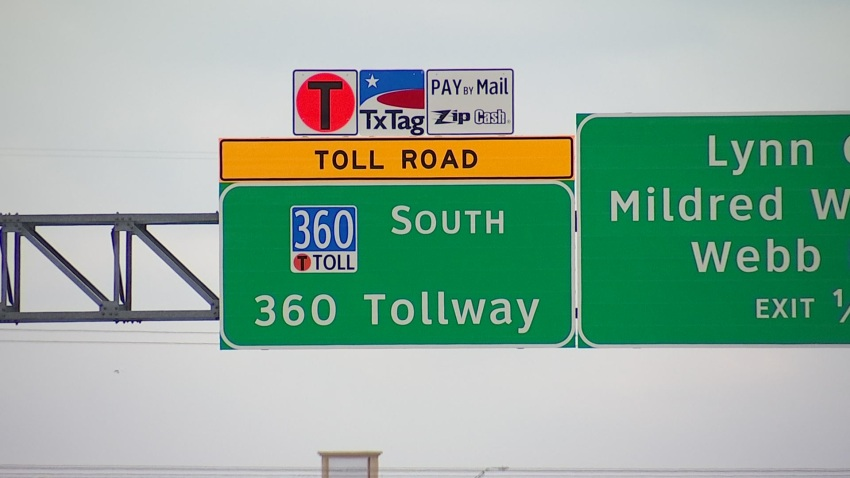 360 Toll Road Opens