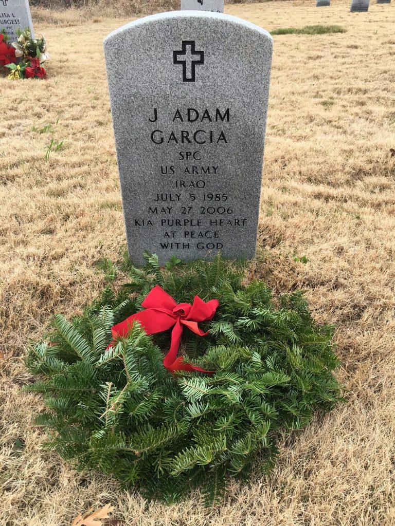 [UGCDFW-CJ]Wreaths Across America