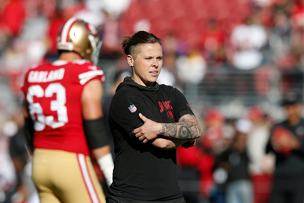 49ers' Katie Sowers to Become First Female to Coach in Super Bowl