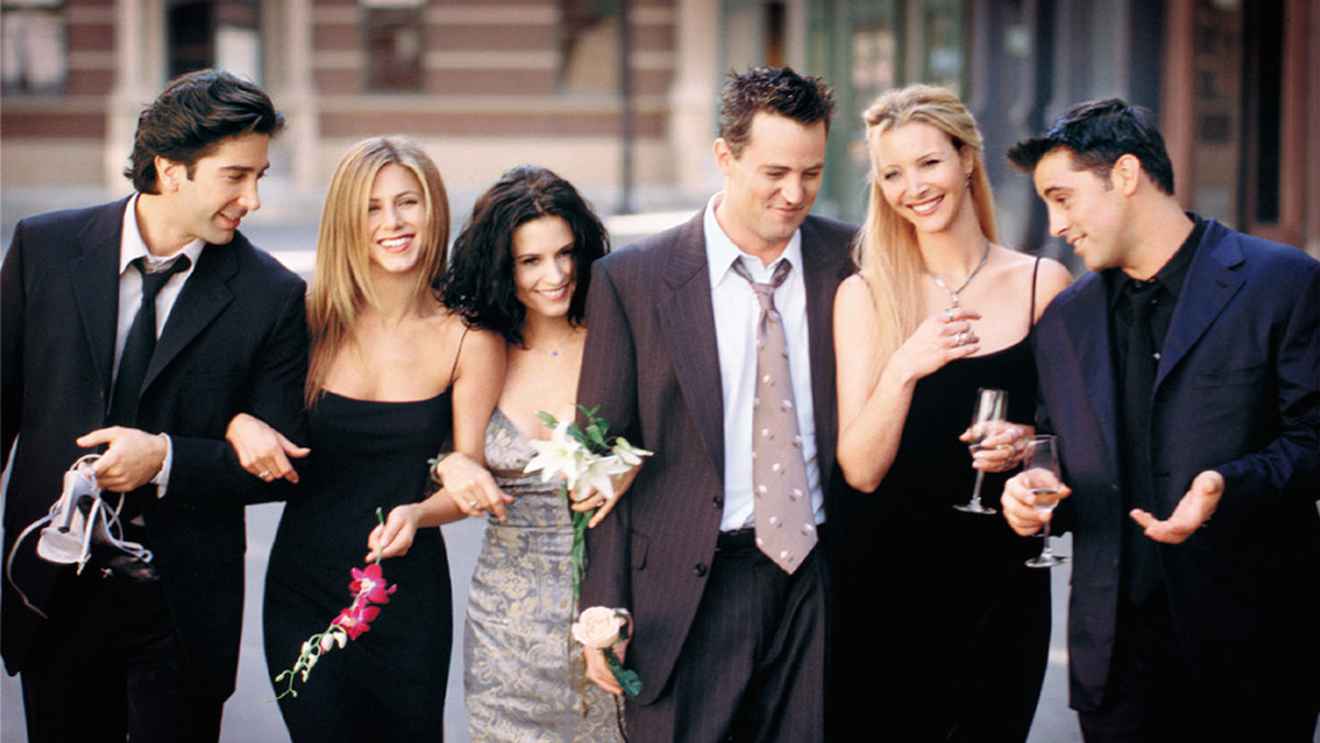 'Friends' Reunion Is Still a Maybe at HBO Max, But 'There's Interest All the Way Around'