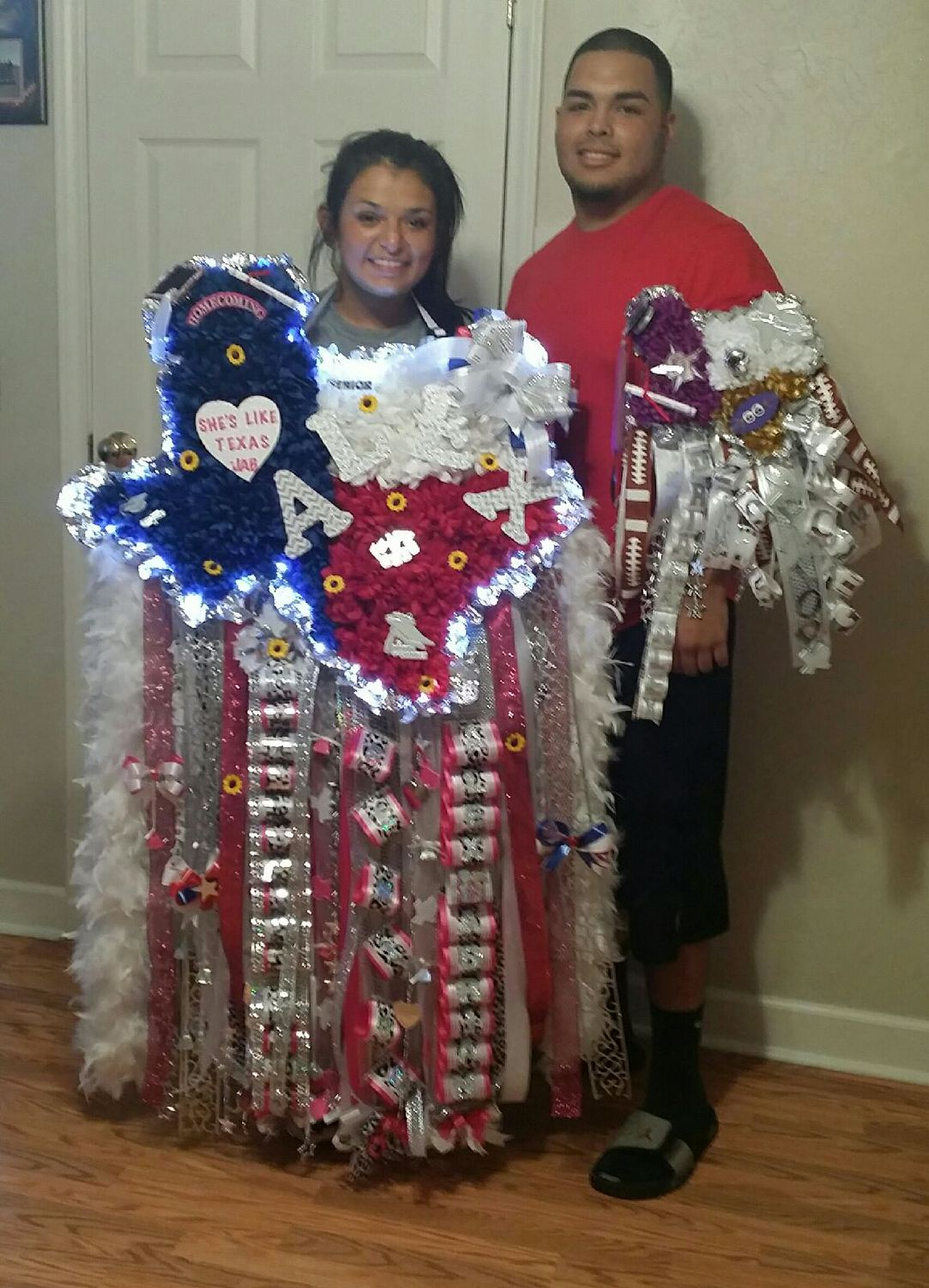 Massive Homecoming Mums 2014 Nbc 5 Dallas Fort Worth