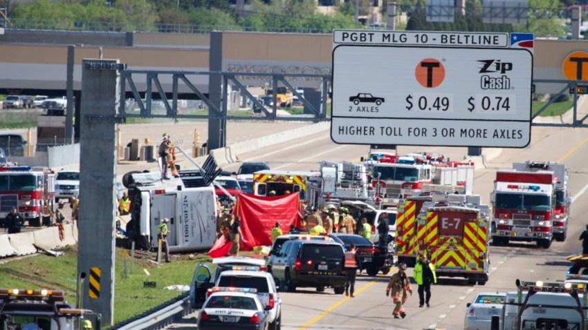 [UGCDFW-CJ-breaking news]Irving bus crash