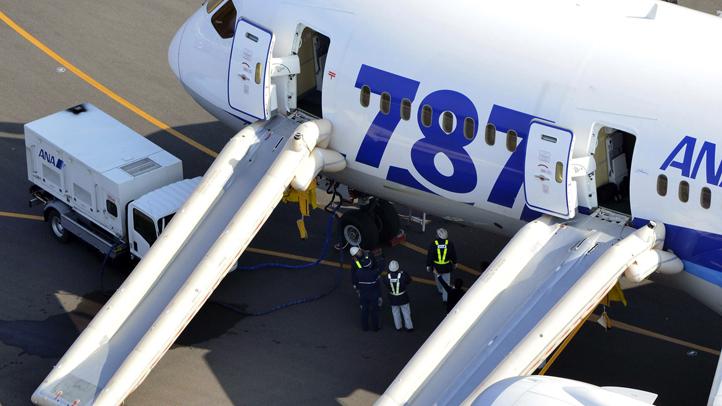 Japan Boeing 787