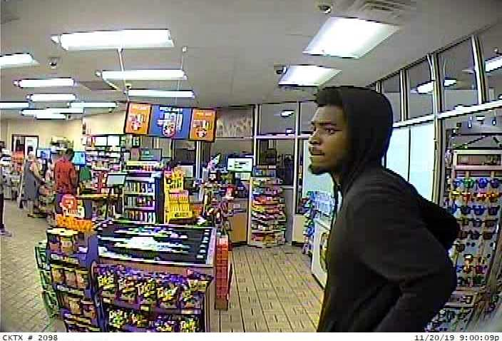Fort Worth police are asking for help from the public identifying a person of interest seen on surveillance video with Raymond Castillo before his death.