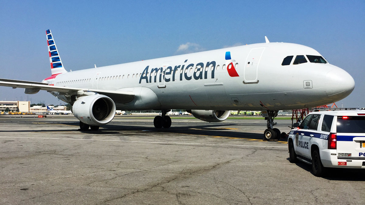 American Airlines Expands Travel Alerts Adds Waivers