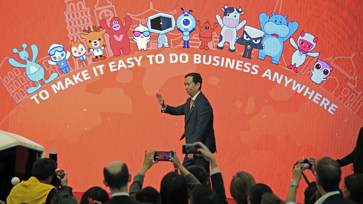 How Alibaba Plans to Change the Olympics