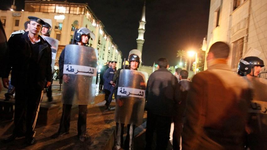 022209 Mideast Egypt Blast