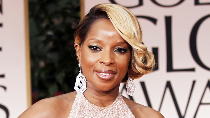 Music Grammywatch Mary J Blige