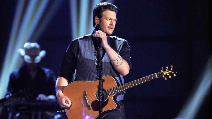 Blake Shelton performance