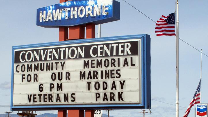 Army Depot Marines Killed