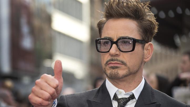 Britain Iron Man 3 Premiere: Outside Arrivals