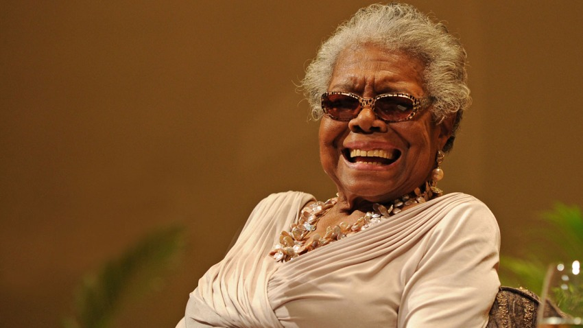 Dr. Maya Angelou - Florida