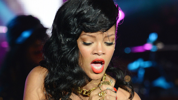 Rihanna: 777 Tour London
