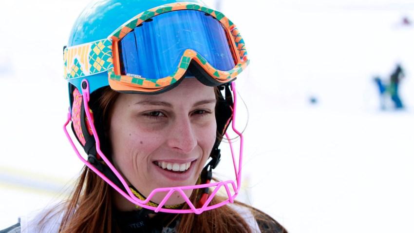 Sochi Olympics Lebanese Skier