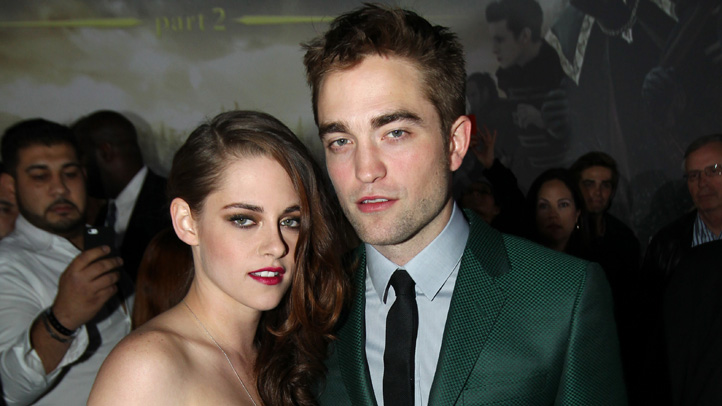 World Premiere of The Twilight Saga Breaking Dawn Part II