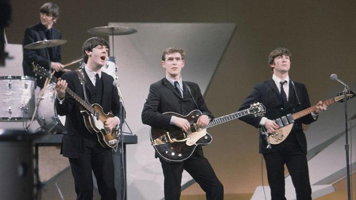 Beatles Televised U.S. Debut