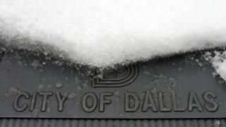 Cold Snap Texas