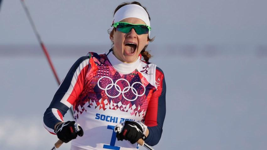 Sochi Olympics Cross Country Sprint
