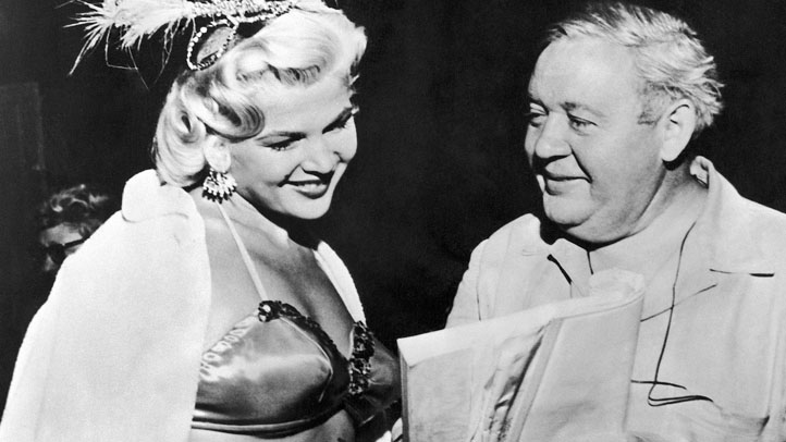 USA Gloria Pall and Charles Laughton