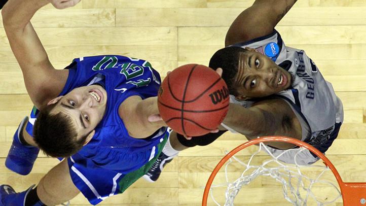 Georgetown Florida Gulf Coast Basketball