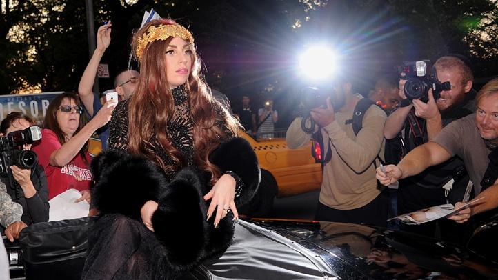 Lady Gaga Fame Fragrance Launch