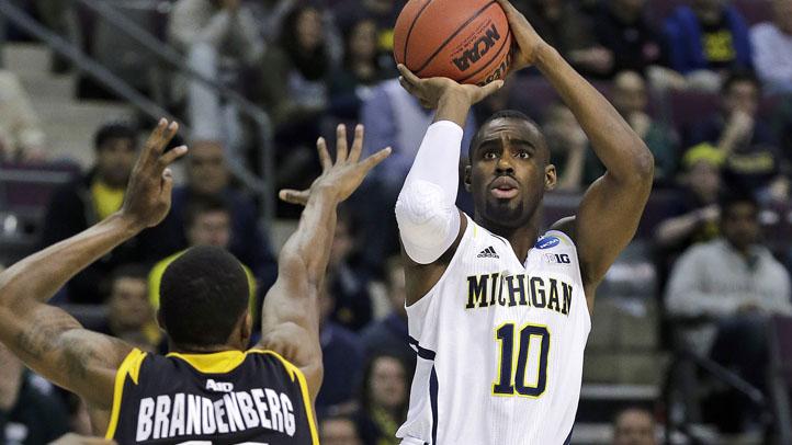 NCAA VCU Michigan Basketball