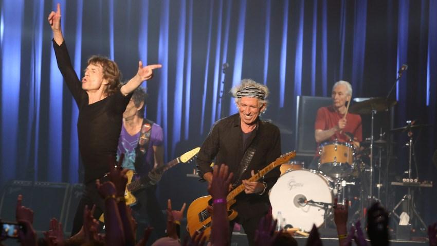 Rolling Stones-Surprise Show