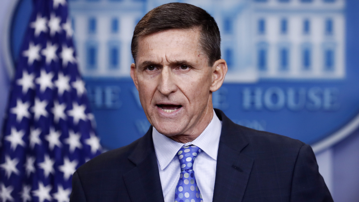 Transcripts Released of Flynn's Calls With Russian Diplomat