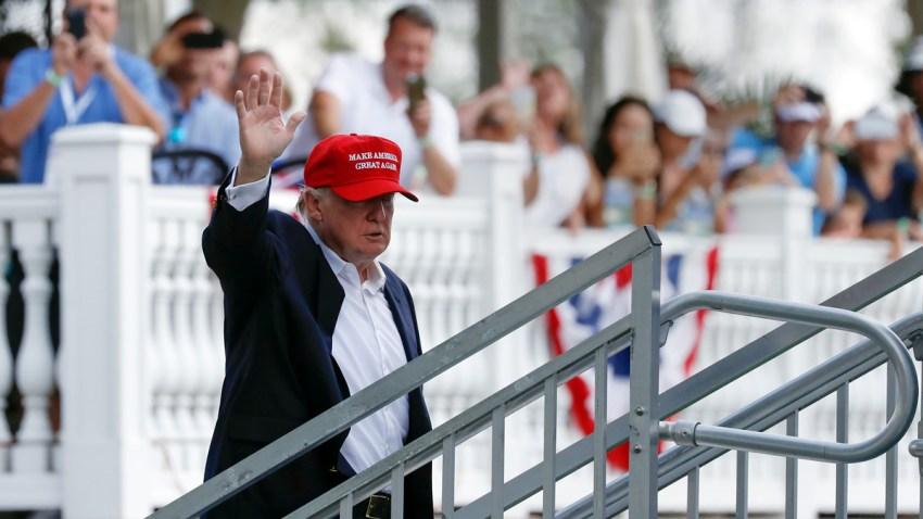 Trump US Womens Open Golf