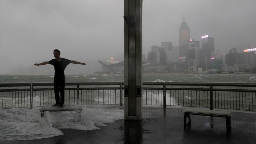 Hong Kong Asia Storm