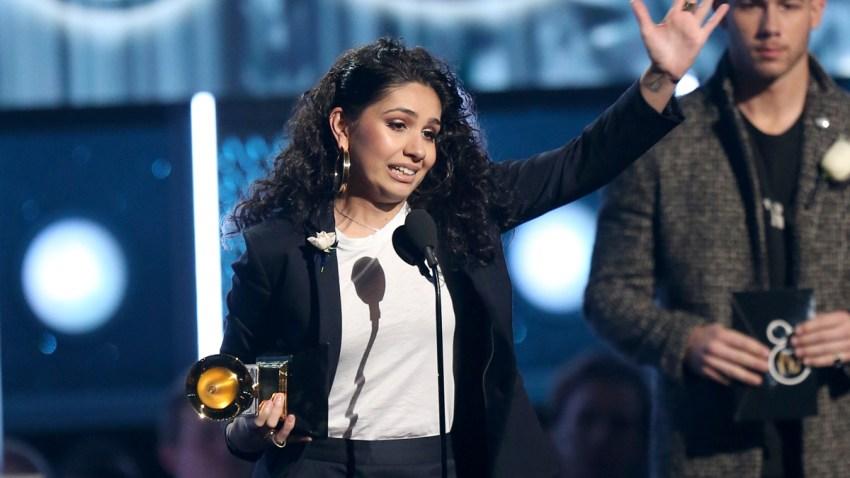60th Annual Grammy Awards - Show