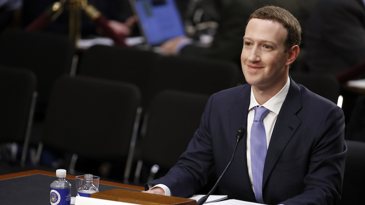 Facebook to Restrict New Political Ads in Week Before Election