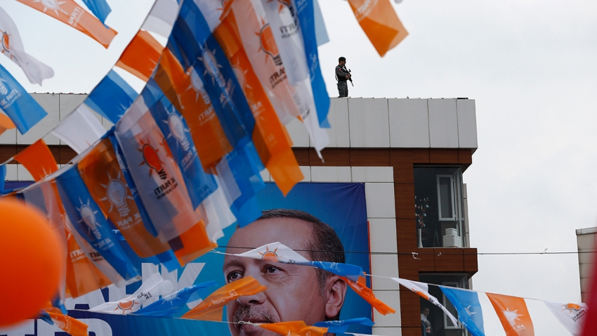 APTOPIX Turkey Elections