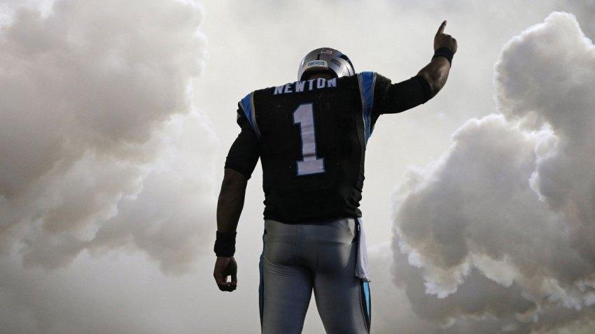 APTOPIX Colts Panthers Football