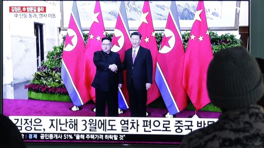 South Korea North Korea China