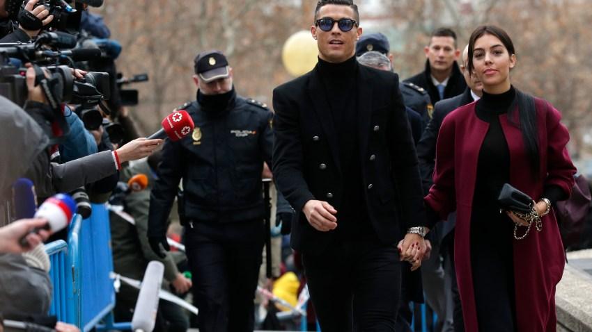 Spain Cristiano Ronaldo